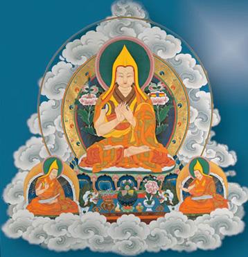 tzongkapa